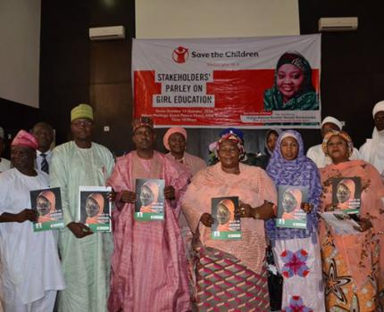 STAKEHOLDERS AND GOVERNMENT COMMIT TO EDUCATE ALL GIRLS IN GOMBE STATE BY 2030