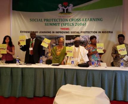 Nigerian Government to coordinate the effective delivery of social safety net interventions for the poor